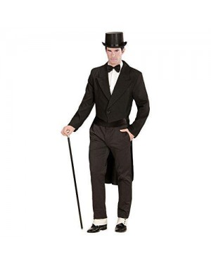 WIDMANN 59033 costume frac nero l uomo