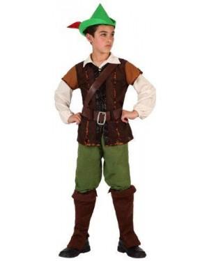 Costume Da Bambino Dei Boschi T-1