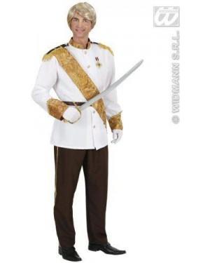 Costume Principe Azzurro S Giacca, Pantal,Cint,Fas