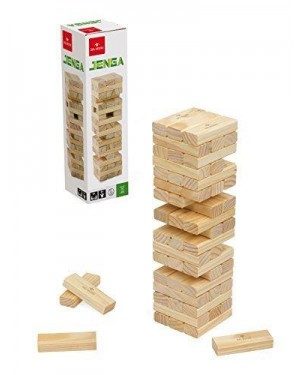 DAL NEGRO 053535 jenga torre traballante legno