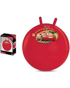 MONDO G029214 pallone canguro cars x street d. 500 nph sgonfio i