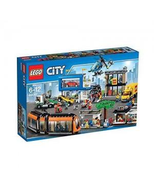 lego 60097 lego city town piazza della citta