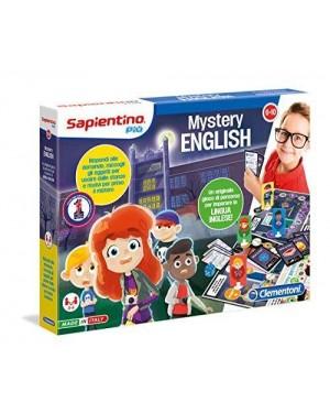 CLEMENTONI 11349 mystery english