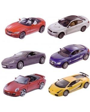 MONDO MOTORS 51048 modellini macchina special collection 1:24 ass