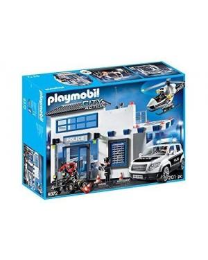 PLAYMOBIL 9372 playmobil centrale polizia