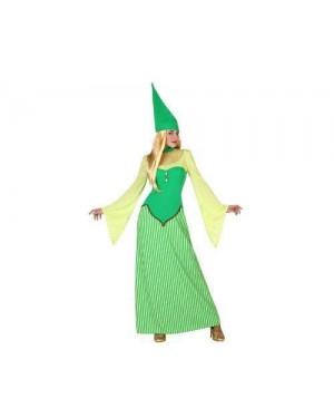 Costume Folletto Donna, Adulto T1 Xs\S