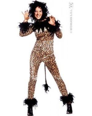 Costume Tigre S Con Accessori