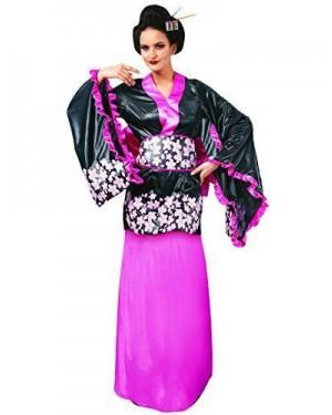 Costume 2 In 1 Geisha Tg Unica