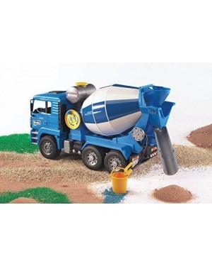 BRUDER 02744 bruder costr man tga betoniera
