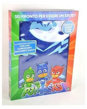 GIOCHI PREZIOSI PJA00000 pj mask costume gattoboy