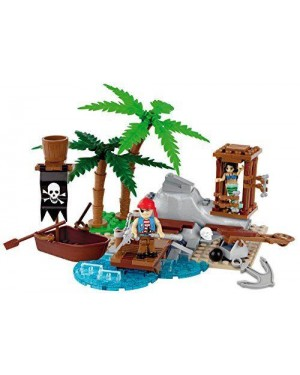 DAL NEGRO 94954 cobi pirates - mermaid rescue 140pz
