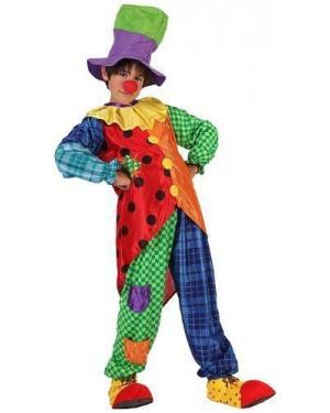 Costume Da Pagliaccio T-1