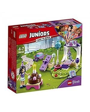 LEGO 10748 lego juniors il party degli animali di emma