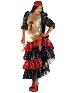 Costume Ballerina Flamenco Spagnola M