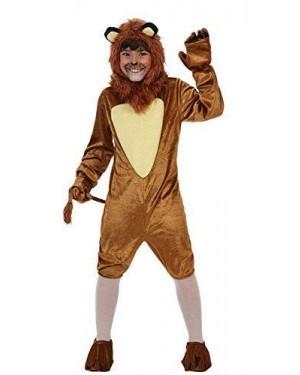 Costume Leone Bambino T.3