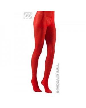 widmann 2088r calze collant glitter rossi