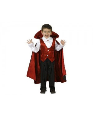 Costume Da Vampiro. 10-12