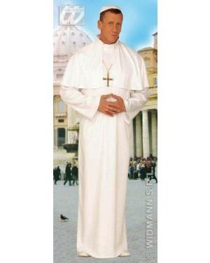 WIDMANN 44322 costume papa m tunica pellegrina papalina