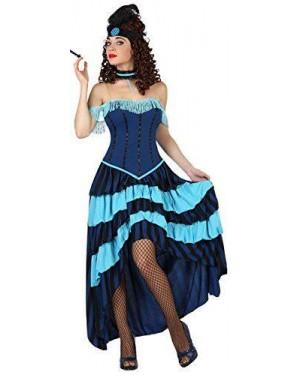 Costume Donna Cabaret Tg 1 S Burlesque
