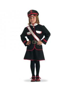 Costume 12/13 Anni Carabiniera