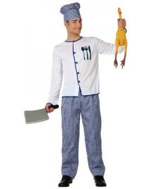 Costume Cuoco, Adulto T. 2