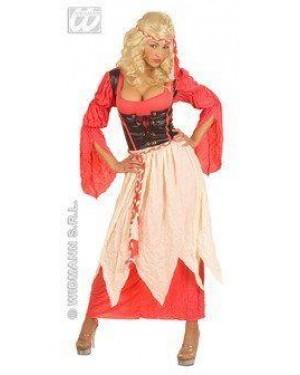 Costume Domestica Medievale M