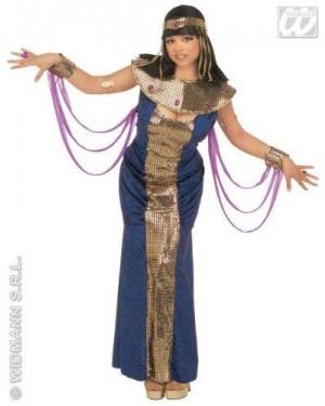 Costume Nefertiti S Dea Romana Donna