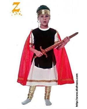 Costume Romano 6 Anni