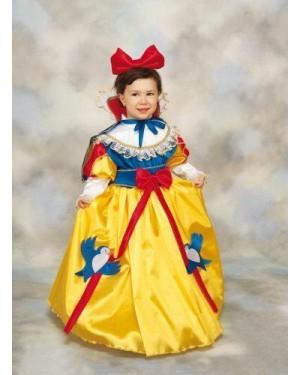 Costume Biancaneve 6-12