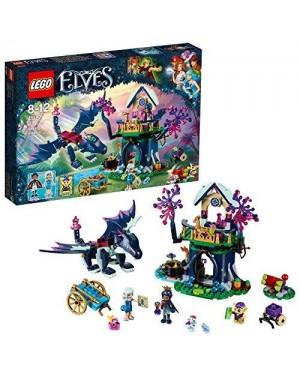LEGO 41187 lego elves il santuario della salute di rosalyn