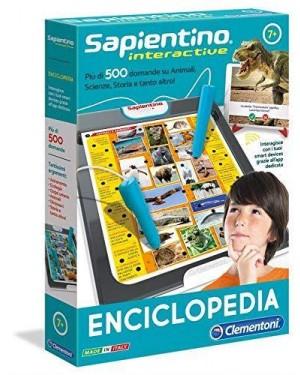 CLEMENTONI 11999.8 clement sapientino interactive - enciclopedia -