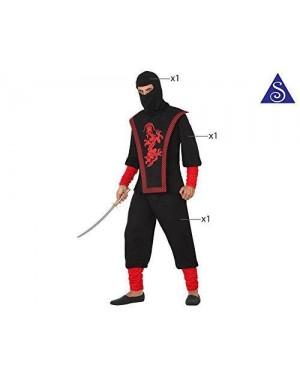 Costume Ninja Xs-S