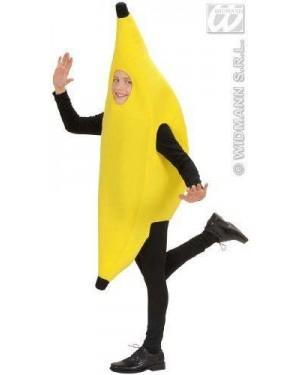 WIDMANN 42477 costume banana 8/10 brasiliana 140 cm