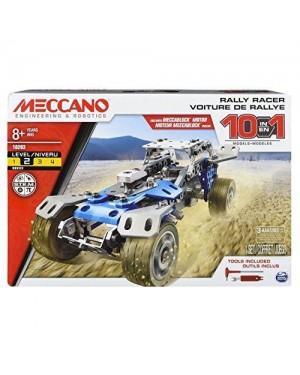 SPIN MASTER 6040178 meccano multi modello - veicolo rally