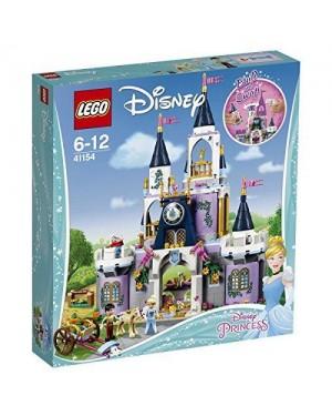LEGO 41154 lego disney princess cenerentola castello