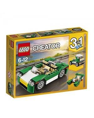 LEGO 31056 lego creator decappottabile verde