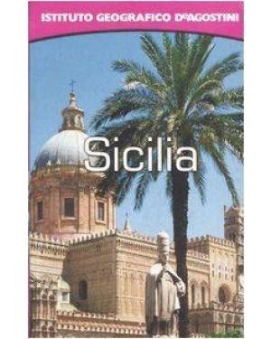 DE AGOSTINI  guida sicilia con carta stradale