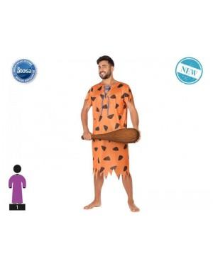 ATOSA 53878 costume flinstones fred t-3 primitivo