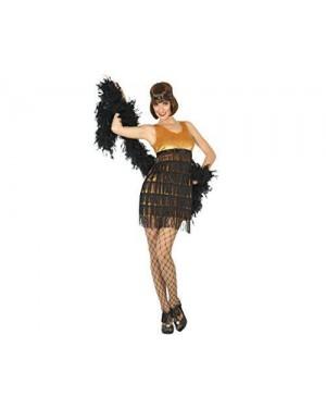 ATOSA 16645.0 costume charleston xs-s