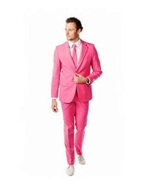 OPPO SUITS 0015EU54 costume abito xl mr.pink 54