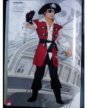 Costume Corsaro 4/5 Pirata 160