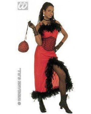 Costume Madame Del Saloon M Charleston