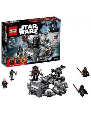 LEGO 75183 LEGO STAR WARS TM LA TRASFORMAZIONE DI DARTH VADER