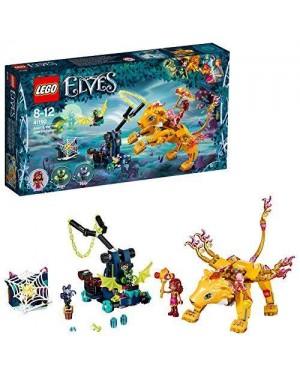 LEGO 41192 lego elves azari e cattura leone di fuoco