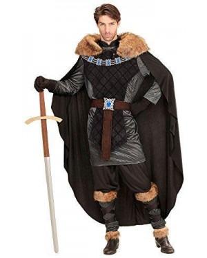 WIDMANN 01474 costume vichingo principe velluto xl