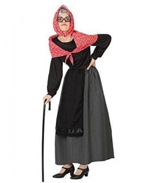 Costume Anziana Adulto T 1