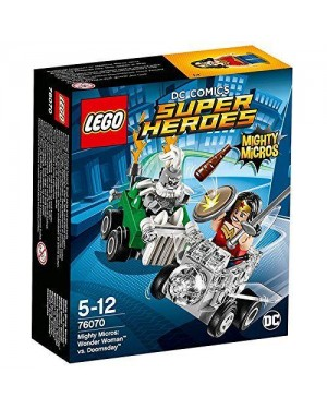 LEGO 76070 lego dc mighty micros wonder woman vs doom