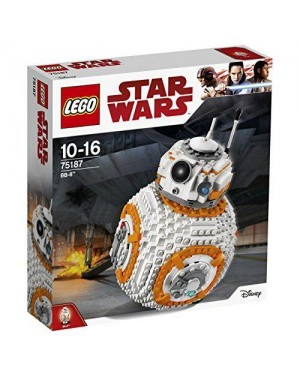 LEGO 75187.0 lego star wars tm confidential_brick build bb-8