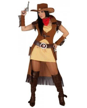 Costume Cow Girl T-3