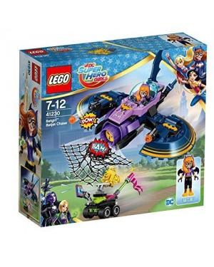 LEGO 41230 lego dc girls batgirl inseguimento bat-jet